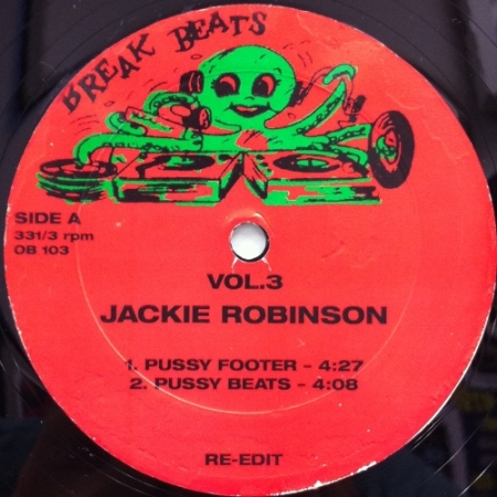 Jackie Robinson ?– Pussy Footer