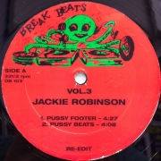 Jackie Robinson ‎– Pussy Footer