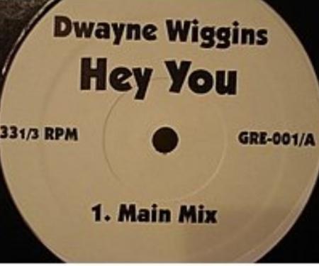 Dwayne Wiggins - Hey You