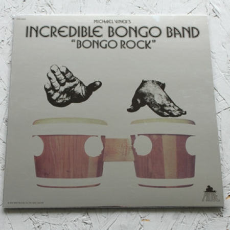Michael Viner's Incredible Bongo Band ‎– Bongo Rock