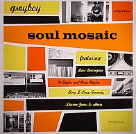 Greyboy - Soul Mosaic