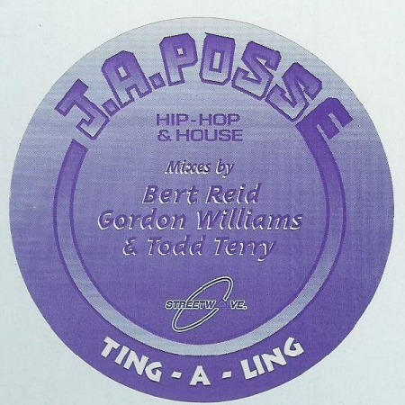 J.A. Posse - Ting-A-Ling
