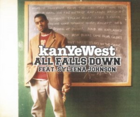 Kanye West Feat. Syleena Johnson ‎– All Falls Down / Heavy Hitters