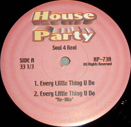 Soul 4 Real ‎– Every Little Thing U Do