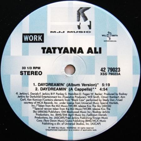 Tatyana Ali – Daydreamin'