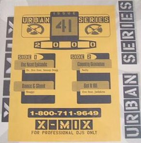X-Mix Urban Series 41