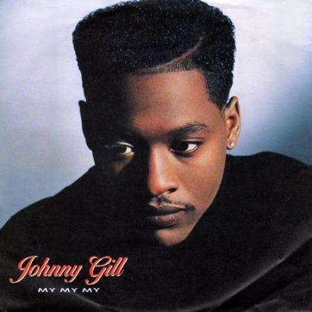 Johnny Gill ‎– My, My, My