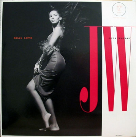 Jody Watley ‎– Real Love