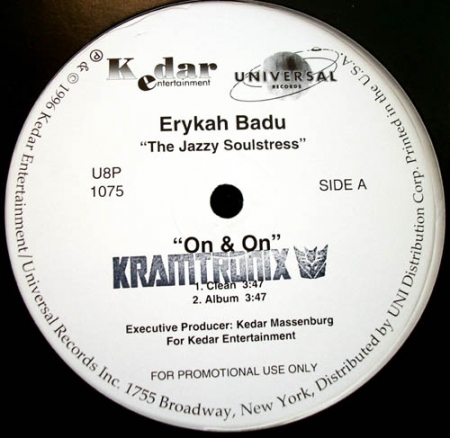 Erykah Badu – On & On