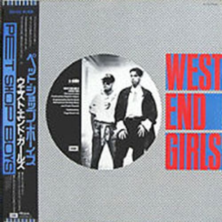 Pet Shop Boys ‎– West End Girls