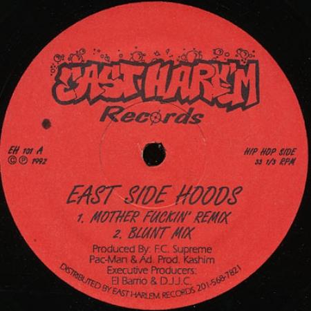 East Side Hoods - Mother Fuckin' / Shoka Man