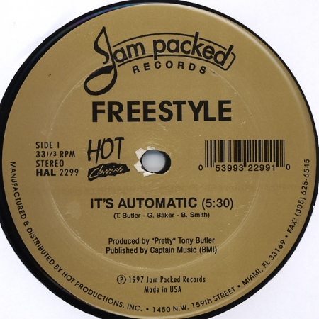 Freestyle - It's Automatic / Don't Stop The Rock