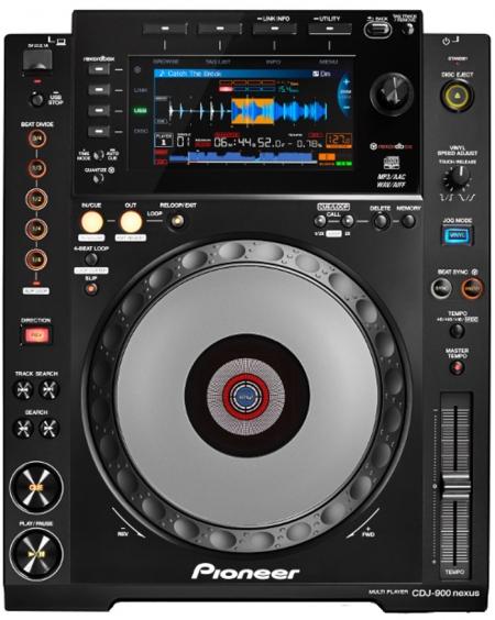 Pioneer cdj 900 Nexus (NOVO)