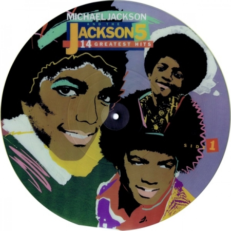 Michael Jackson And The Jackson 5 - 14 Greatest Hits!