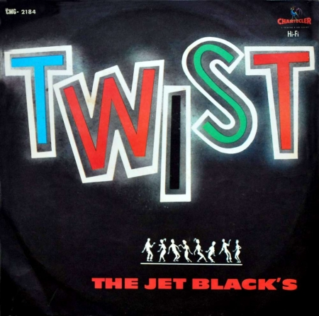 The Jet Blacks - Twist