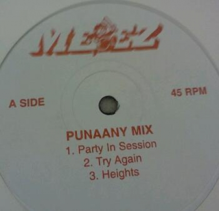 Aaliyah - Try Again (Punaany Mix)