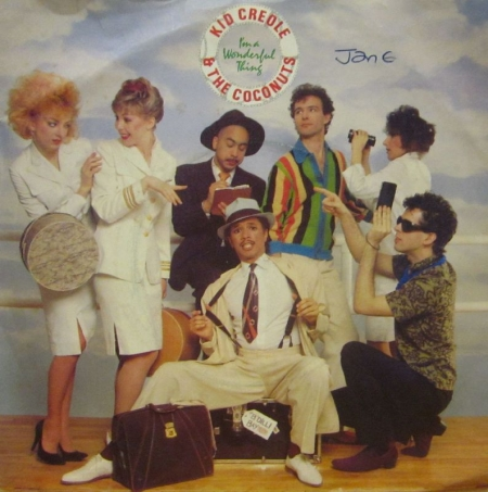 Kid Creole And The Coconuts ‎– I'm A Wonderful Thing, Baby