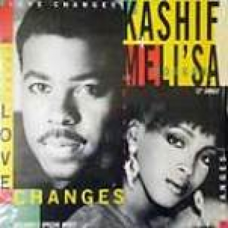 Kashif & Meli'sa Morgan ‎– Love Changes