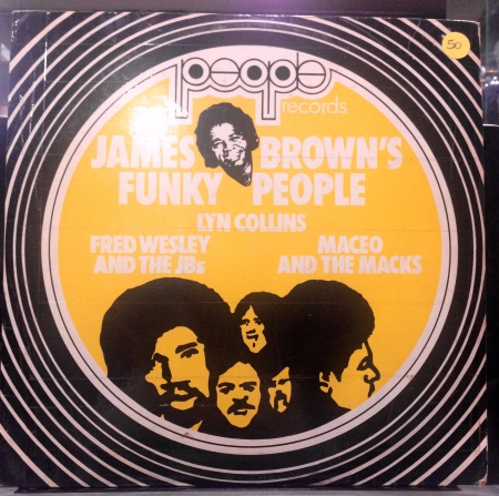 James Brown - Funky People (Compilation)