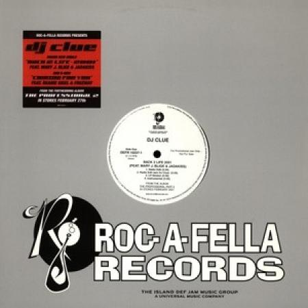 DJ Clue - Back 2 Life 2001