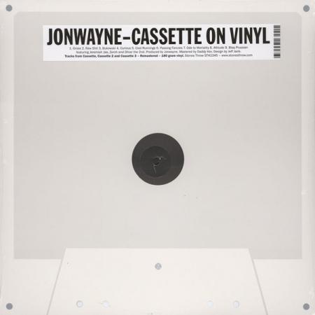 Jonwayne – Cassette On Vinyl