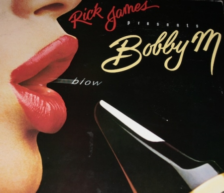Rick James Presents Bobby M - Blow
