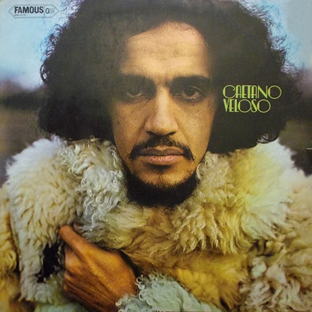 Caetano Veloso - Caetano Veloso (A Little More Blue)