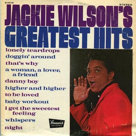 Jackie Wilson - Jackie Wilson's Greatest Hits