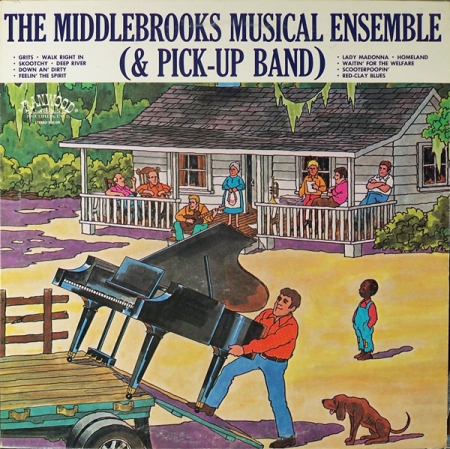 The Middlebrooks Musical Ensemble (& Pick-Up Band)