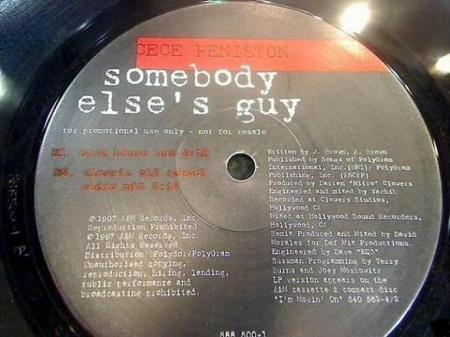 Ce Ce Peniston - Somebody Else's Guy