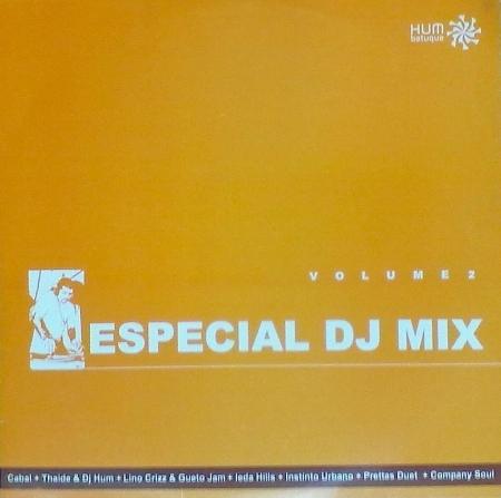 Especial Dj Mix Volume 2