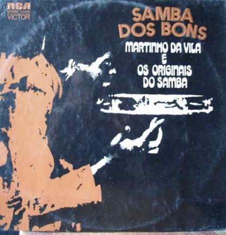 Martinho Da Vila, Os Originais do Samba – Samba Dos Bons
