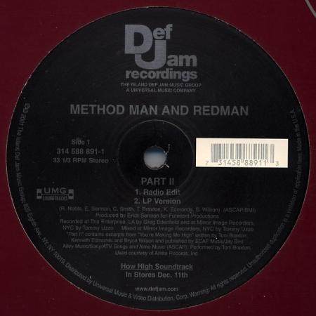 Method Man & Redman ?– Part II