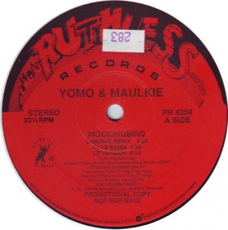 Yomo & Maulkie - Mockingbird