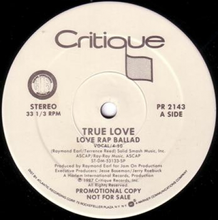 True Love - Love Rap Ballad