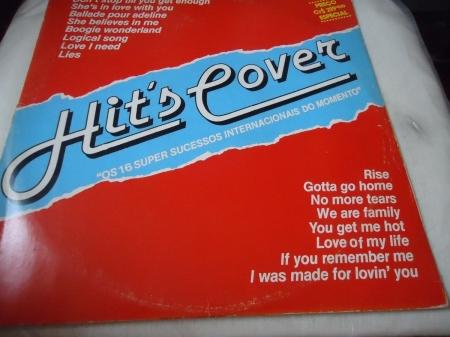 Hit's Cover - Os 16 Super Sucessos Internacionais Do Momento