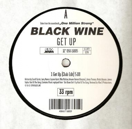 Black Wine - Get Up