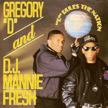 Gregory D & DJ Mannie Fresh - D Rules The Nation
