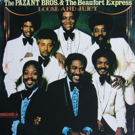 The Pazant Bros & The Beaufort Express ‎– Loose And Juicy