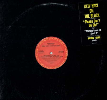 New Kids On The Block - Please Don't Go Girl