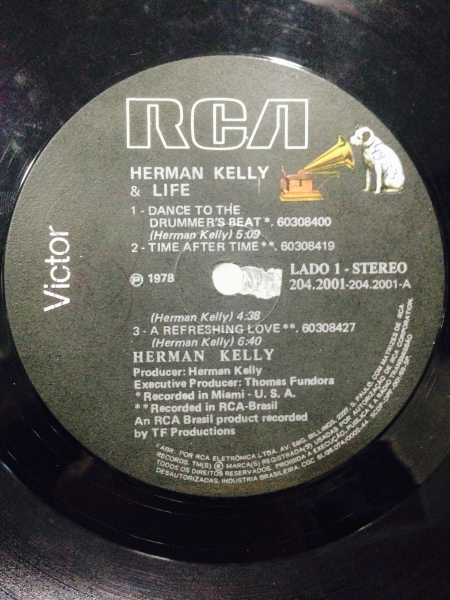 Herman Kelly & Life