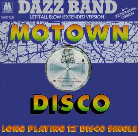 Dazz Band - Let It All Blow (Extended Version)