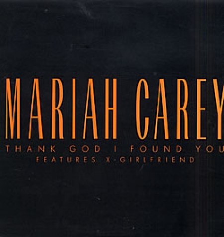 Mariah Carey ‎– Thank God I Found You