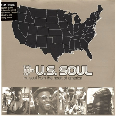 The Best Of U.S. Soul - Nu Soul From The Heart Of America