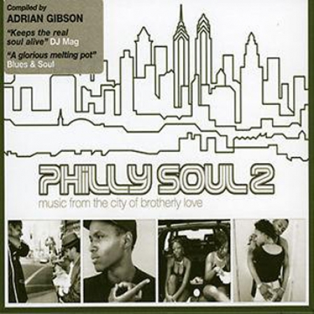 Philly Soul - Music From The City Of Brotherly Love (Volume 2)