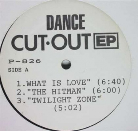Cut Out - Dance