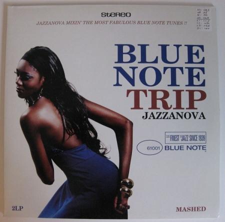 Blue Note Trip  Jazzanova - Mashed