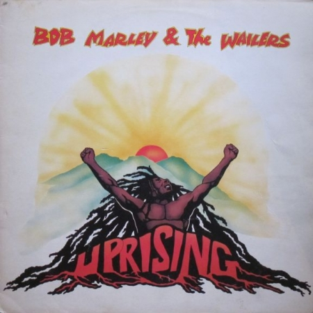 Bob Marley & The Wailers ‎– Uprising