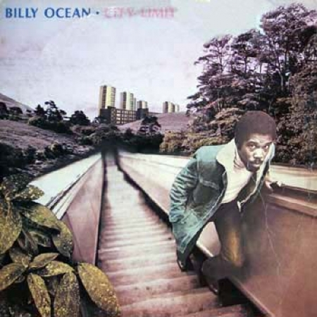 Billy Ocean ‎– City Limit