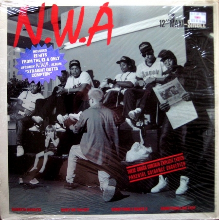 N.W.A – Gangsta Gangsta
